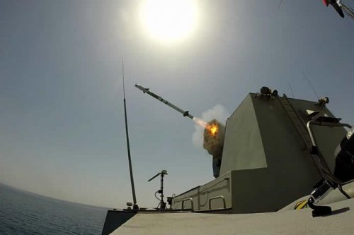 Raytheon contracted to support anti-ship missile system