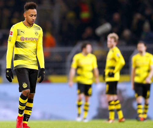 Report: Aubameyang agrees to personal terms with Arsenal