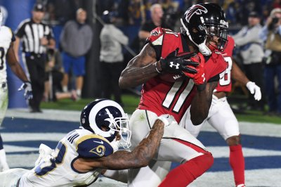 Report: Atlanta Falcons WR Julio Jones expected to miss OTAs