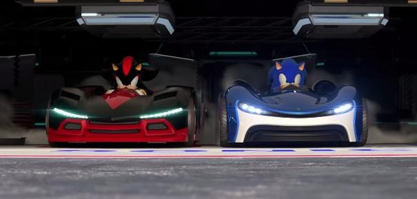 Watch Sonic The Hedgehog Hits The Racetrack In Team Sonic Racing Upi Com