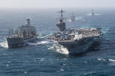 HII contracted for overhaul of aircraft carrier USS John C. Stennis