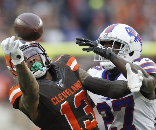 Browns beat Bills, end four-game losing streak