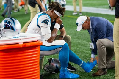 Carolina Panthers QB Cam Newton to undergo foot surgery