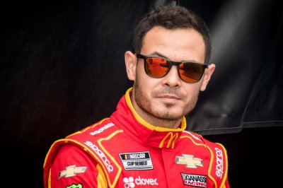 Racing team fires Kyle Larson for using racial slur during virtual NASCAR race