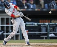 Red Sox's J.D. Martinez hits three homers in win vs. Orioles