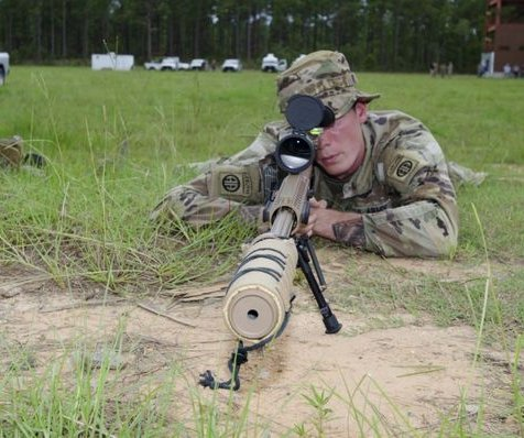 Army tests MK-22 Precision Sniper Rifle at Fort Bragg ahead of fielding