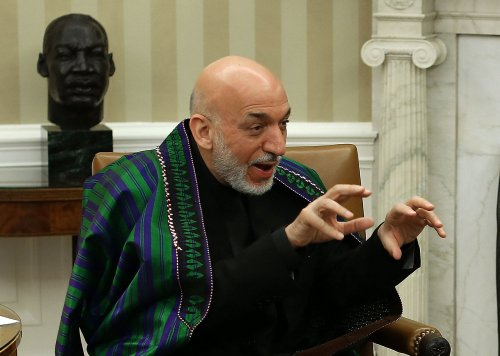 Cousin of Karzai killed in suicide bombing