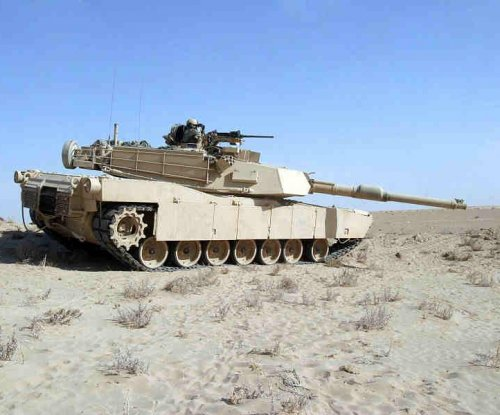More M1A1 Abrams tanks being modernized
