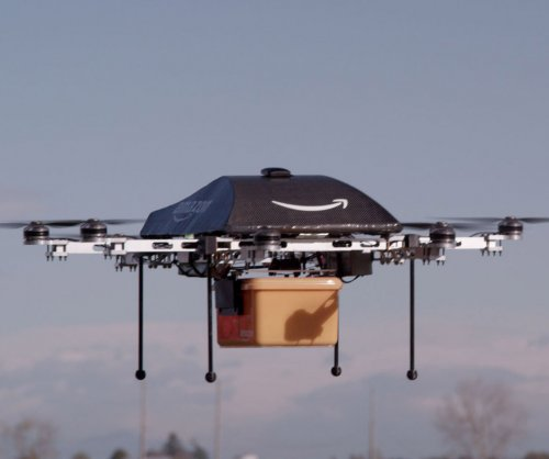 Amazon's package delivery drone approved for testing