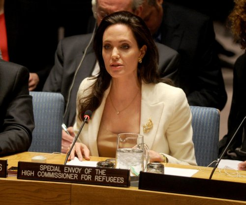 Angelina Jolie: U.N. Security Council failing Syrian refugees