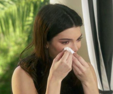 Kendall Jenner reacts to dad Bruce Jenner's gender transition