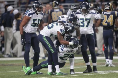 Seattle Seahawks minus Kam Chancellor as they prep for Green Bay Packers
