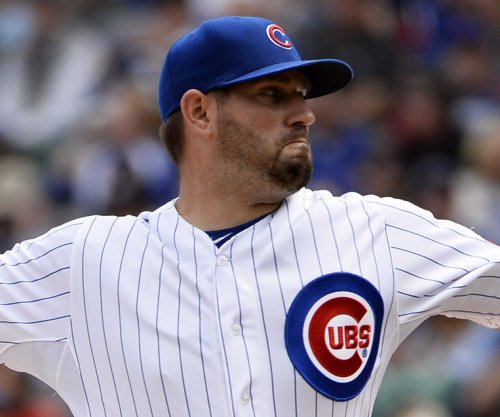 Cubs' Jason Hammel takes relaxed approach for Game 4