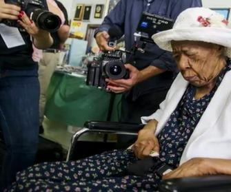 World's oldest person dies at 116 in New York