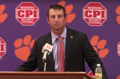 Clemson ignites offense in rout of South Carolina St.
