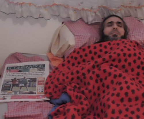 Ex-Gitmo detainee ends hunger strike in Uruguay; relocation offered