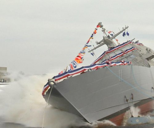 U.S. Navy to commission USS Sioux City in Annapolis, Md.