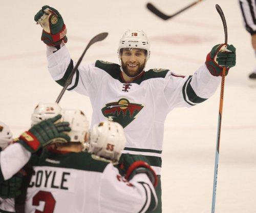 Jason Zucker and linemates lead Minnesota Wild past Nashville Predators