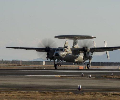 Northrop Grumman gets contract mod for E-2D production