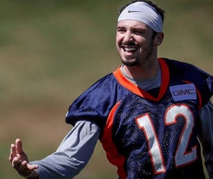 Denver Broncos camp: Trevor Siemian, Paxton Lynch in tight QB race
