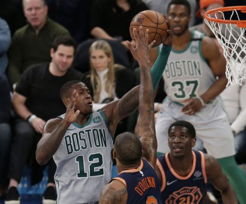 Boston Celtics, Terry Rozier take aim at Phoenix Suns