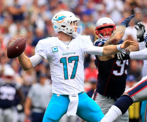 Ryan Tannehill not precluding Miami Dolphins from drafting QB