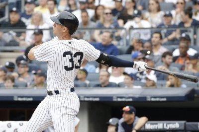 Greg Bird rakes grand slam, New York Yankees thrash Toronto Blue Jays