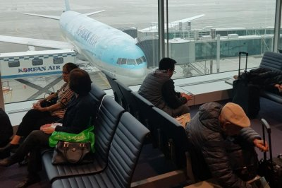 Angolan family stranded at South Korea airport for 54 days