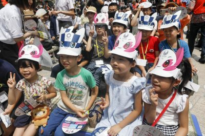 Japan provides free preschool, daycare in bid to boost birth rate