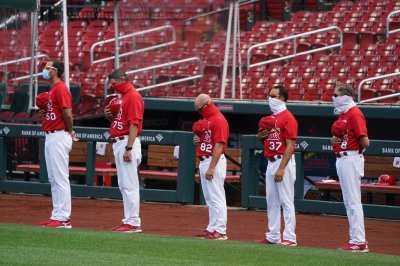 Cubs-Cardinals opener postponed after another positive coronavirus test