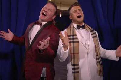 AEW Dynamite: Chris Jericho, MJF perform musical number