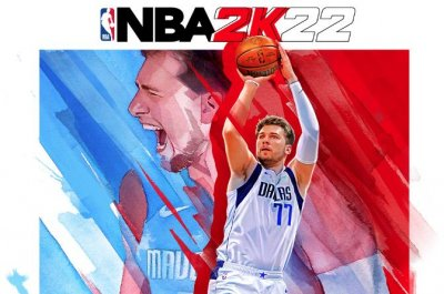 Luka Doncic, WNBA's Candace Parker to grace cover of 'NBA 2K22'