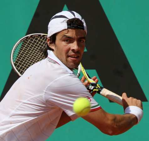 Upsets mark tennis tournament in Morocco