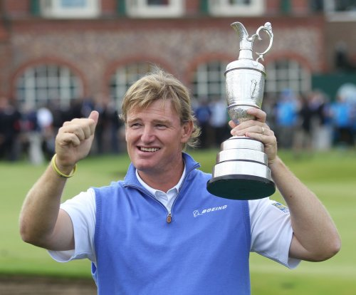 Els to get early start Thursday at British Open