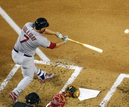 Holliday, Wong power St. Louis Cardinals past Pittsburgh Pirates