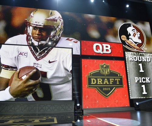 Buccaneers take Jameis Winston with No. 1 pick in NFL draft