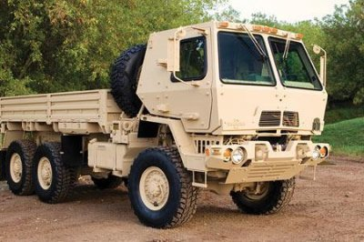 Army orders tactical trucks from Oshkosh