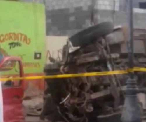 Runaway truck kills at least 25 during religious procession in Mexico