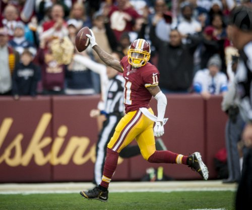 DeSean Jackson: Washington Redskins being cautious with WR's hamstring injury