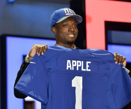 New York Giants sign No. 10 overall pick CB Eli Apple