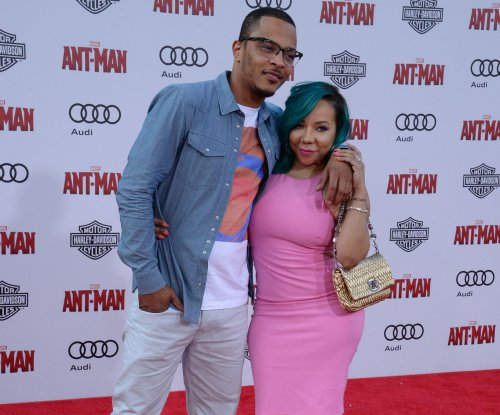 Tameka 'Tiny' Harris files for divorce from T.I. after six years of marriage