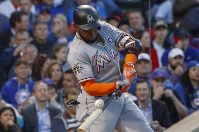 Miami Marlins rally in ninth for 8-7 win over Washington Nationals