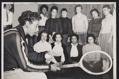 On This Day: Althea Gibson is first African American to win Wimbledon
