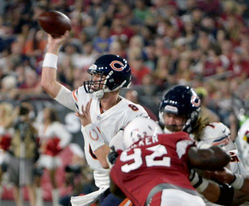 Big return helps Chicago Bears hold off Arizona Cardinals