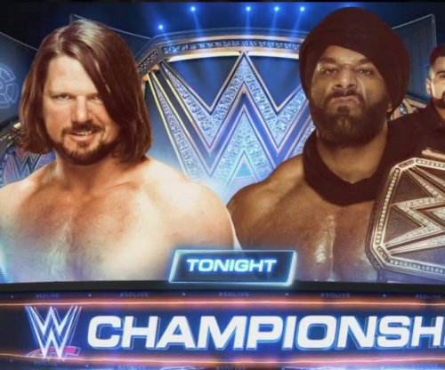 WWE Smackdown: AJ Styles becomes new WWE Champion