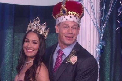 Nikki Bella takes John Cena to prom on 'Ellen'