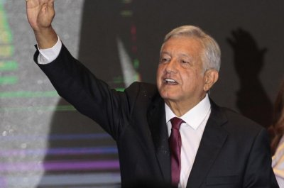 López Obrador wins landslide victory in Mexican presidential race