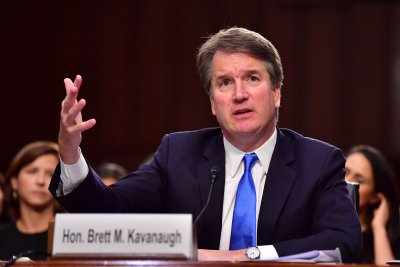 Senators press Kavanaugh in second day of confirmation hearing