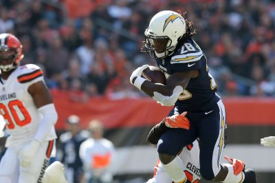 Los Angeles Chargers RB Melvin Gordon to play vs. Arizona Cardinals