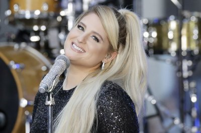 Meghan Trainor sings with James Corden in new 'Carpool Karaoke'